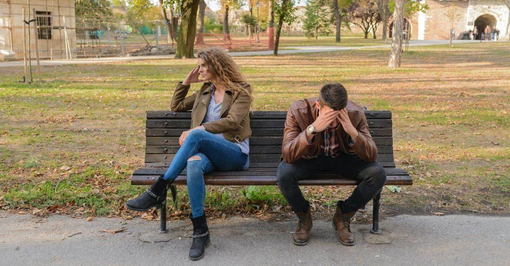 bråk i förhållande