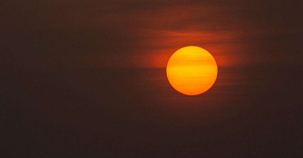 Hur långt är det till solen